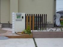 宇都宮市 さくら市 外構 エクステリア工事写真