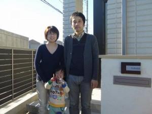 栃木県宇都宮市外構・エクステリア工事完成お客様写真